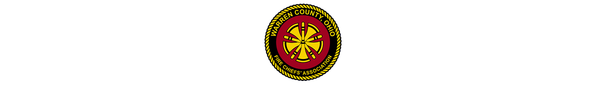 Warren County Fire Chiefs Associatin Header